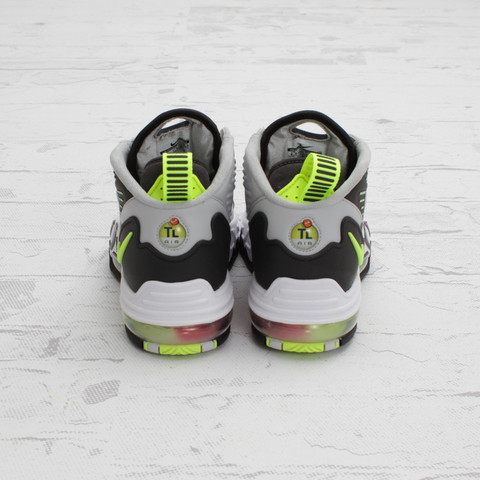 Nike Air Max Pillar 'Neutral Grey/Volt-Dark Charcoal-Black' at Concepts