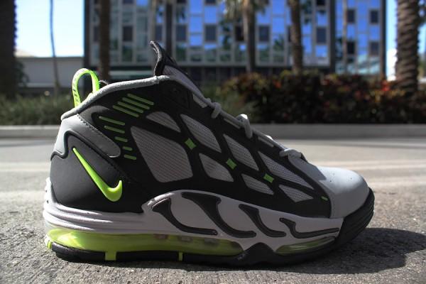 Nike Air Max Pillar 'Neutral Grey/Volt-Dark Charcoal-Black' via ITSB