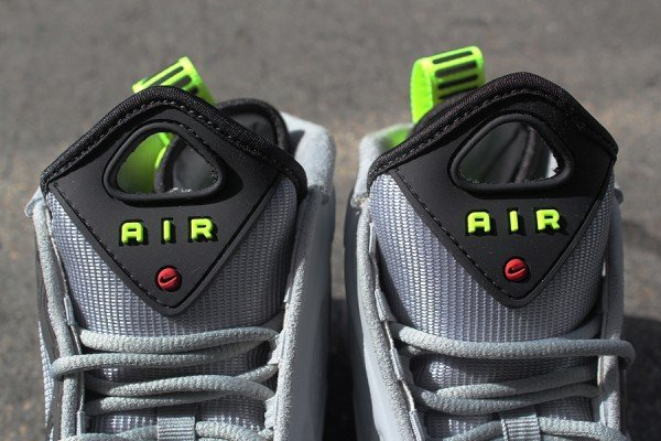 Nike Air Max Pillar 'Neutral Grey/Volt-Dark Charcoal-Black' via ITSB