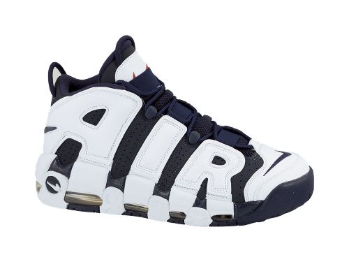 Nike Air More Uptempo 'Olympic' Restock at NikeStore