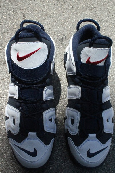 Nike Air More Uptempo 'Olympic' at Mr. R Sports