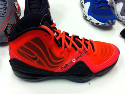 Nike Air Penny 5 - Spring 2013 Colorways