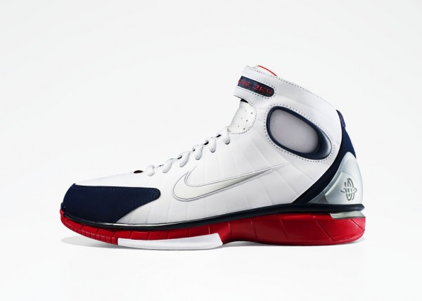 Nike Air Zoom Huarache 2K4 'Olympic' Delayed at NikeStore