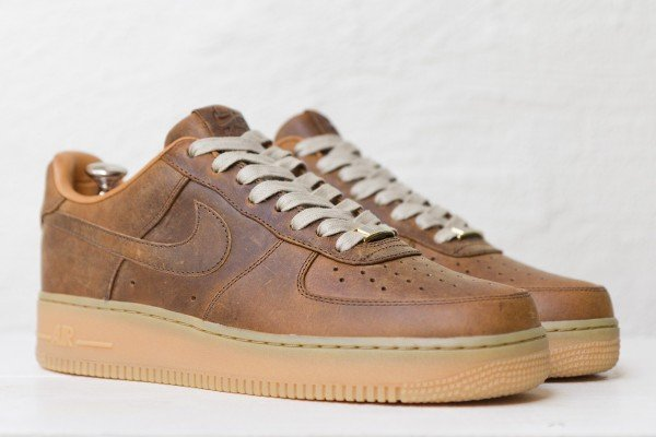 Nike Bespoke Air Force 1 Low by Johnny Balle