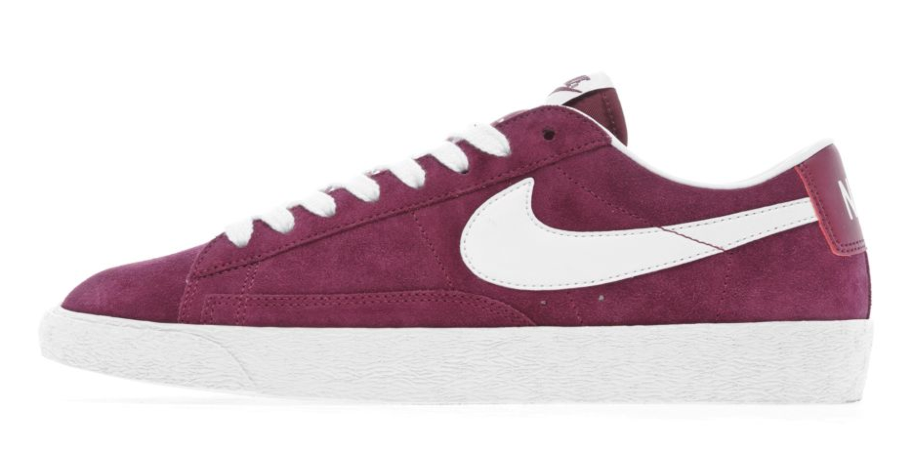 Nike Blazer Low 'Bordeaux'