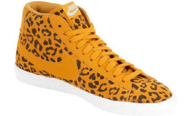 Nike Blazer Mid 'Leopard'