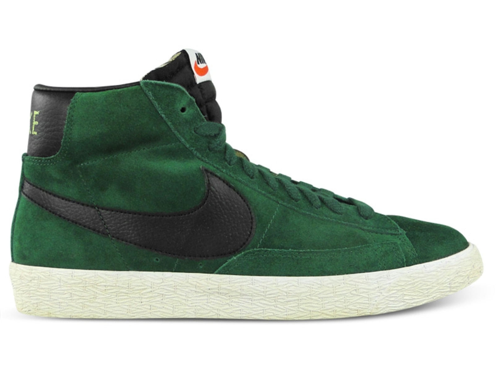 Nike Blazer Mid Premium Suede 'Gorge Green/Black-Atomic Green'