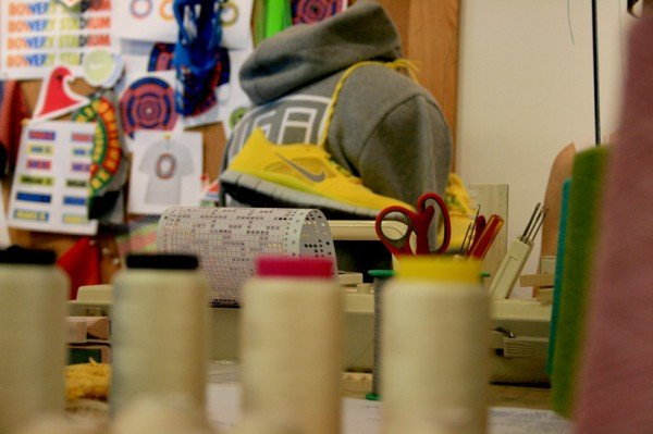 Nike Flyknit Collective NYC – Workshop 2