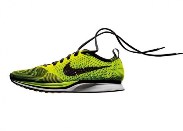 Nike Flyknit Racer 'Volt/Black-Sequoia' - Release Date + Info