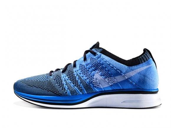 Nike Flyknit Trainer+ 'Blue Glow/Blue Tint-Black' – Release Date + Info