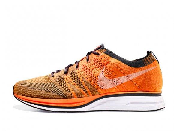 Nike Flyknit Trainer+ 'Total Orange/Barely Orange-Dark Grey' – Release Date + Info