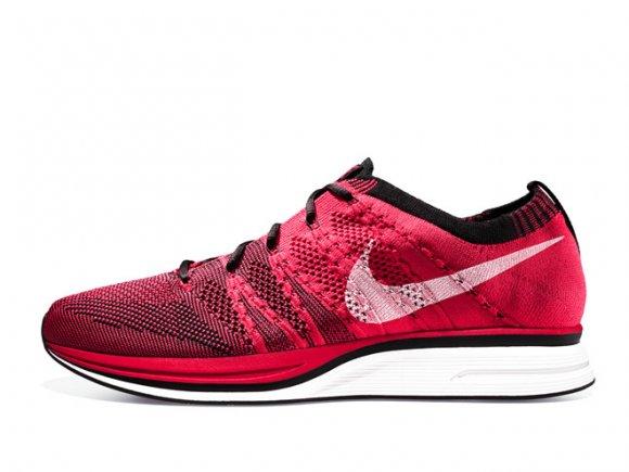 Nike Flyknit Trainer+ 'University Red/White-Black' – Release Date + Info