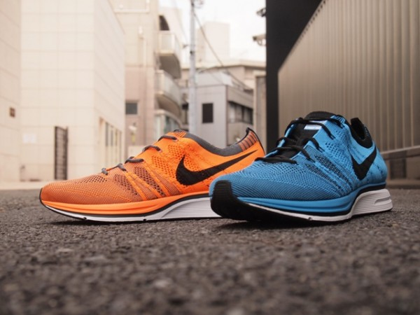 Nike Flyknit Trainer+ at Nike Harajuku