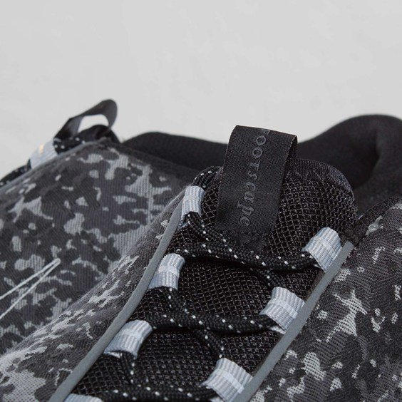 Nike Footscape Free Camo 'Midnight Fog/Midnight Fog-Black-Matte Silver'