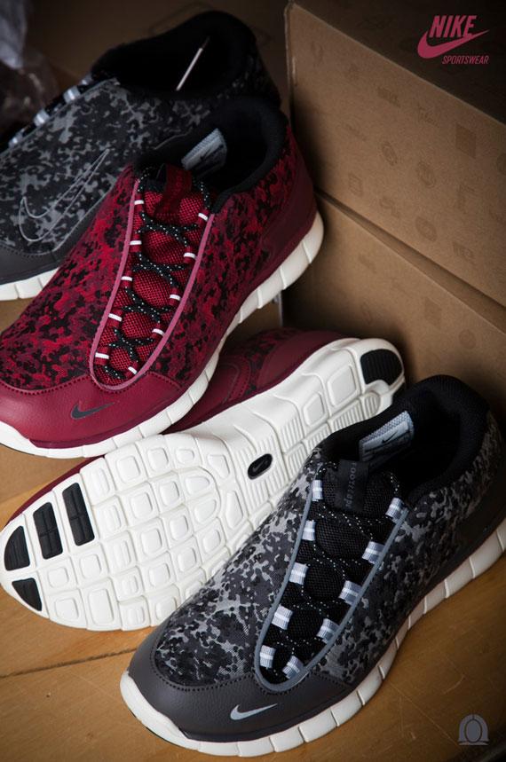 Nike Footscape Free 'Camo'
