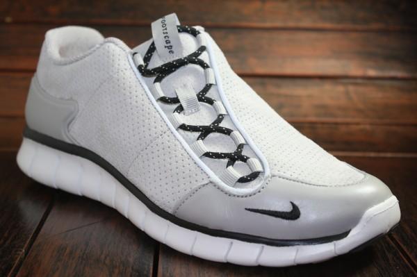 Nike Footscape Free PRM NSW NRG 'Light Grey'