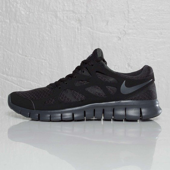 Nike Free Run+ 2 NSW 'Black/Anthracite-White'