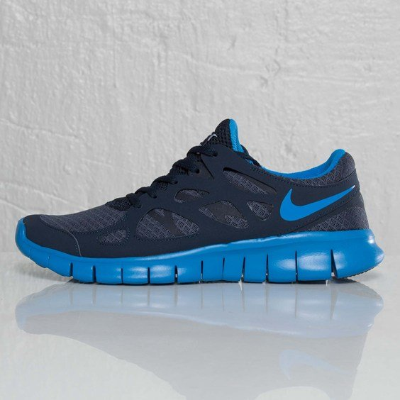 Nike Free Run+ 2 NSW 'Thunder Blue/Photo Blue-Obsidian-White'
