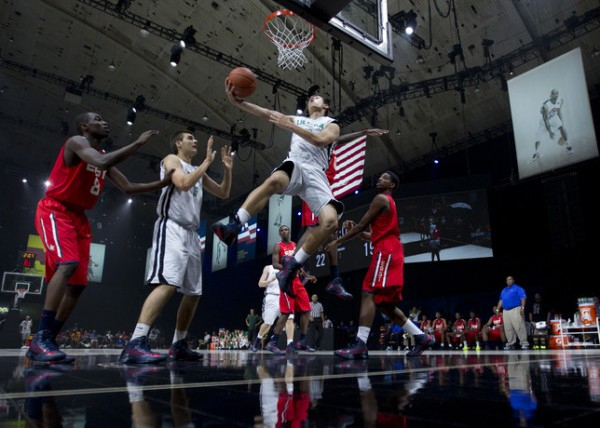 Nike Global Challenge Championship in Washington, D.C.