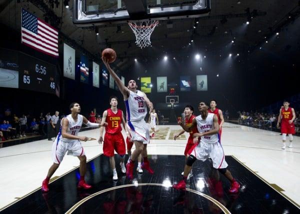 Nike Global Challenge Championship in Washington, D.C.
