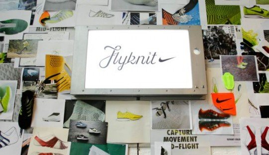 Nike HTM Flyknit Installation at 1948 London