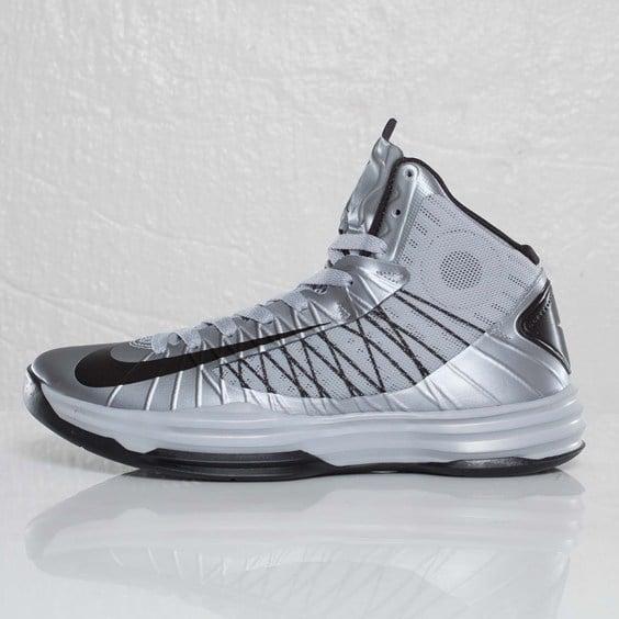 Nike Hyperdunk 'Wolf Grey/Black'