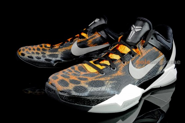 Nike Kobe 7 'Cheetah' - Detailed Look