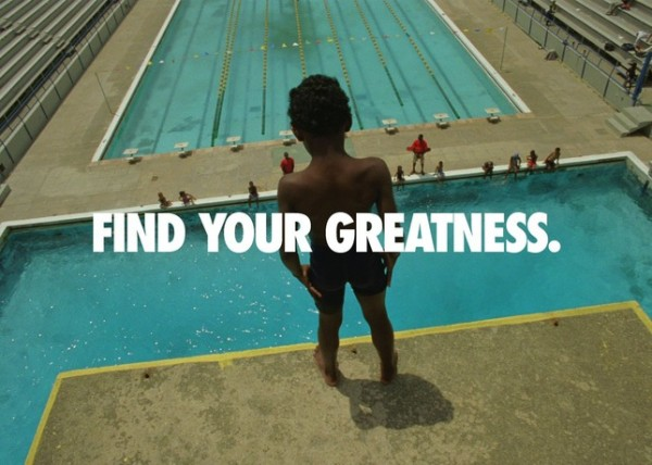 Nike Launches 'Find Your Greatness' Campaign