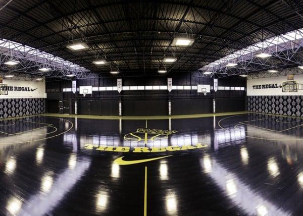 adidas basket court