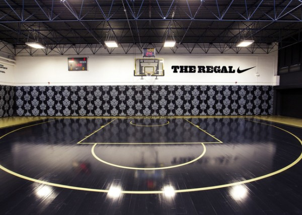 Nike Launches 'The Regal' Basketball Court