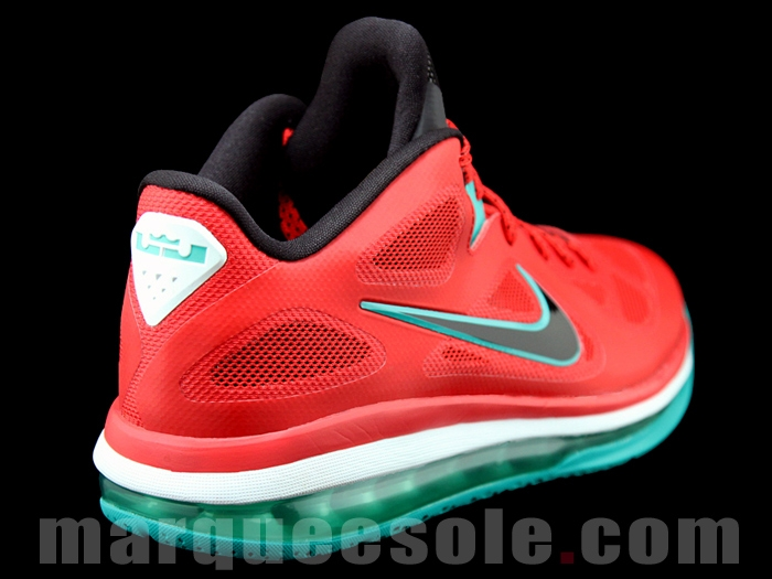 Nike LeBron 9 Low 'Liverpool' - New Images