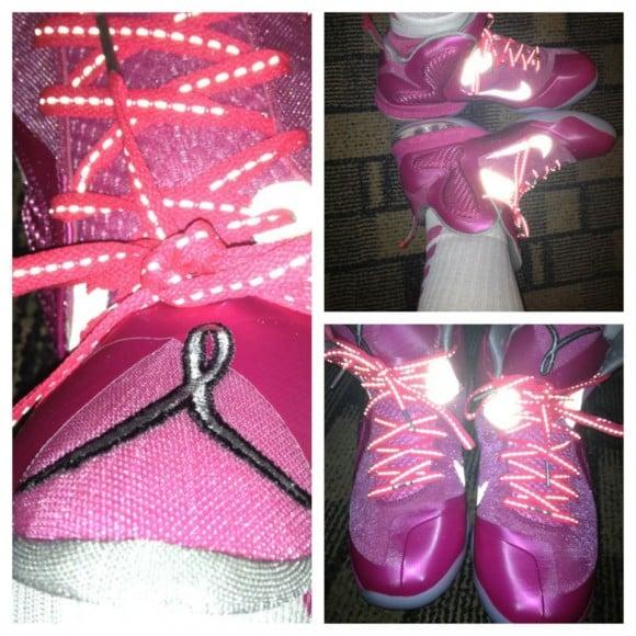 Nike LeBron 9 'Think Pink'