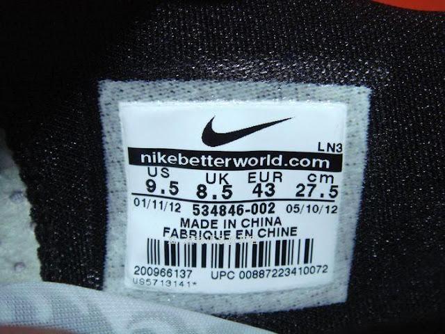 Nike LeBron ST Low 'White/Black'