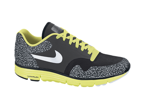 Nike Lunar Safari Fuse+ 'Anthracite/White-Volt-Black' - Now Available
