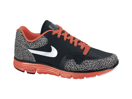 Nike Lunar Safari Fuse+ 'Black/White-Bright Crimson-Dark Grey' - Now Available