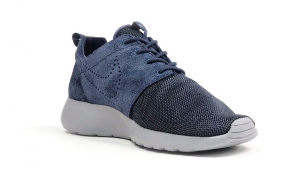 Nike Roshe Run Premium 'Navy/Grey'