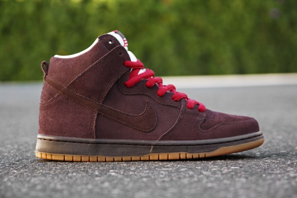 Nike SB Dunk High 'Budweiser' at Primitive