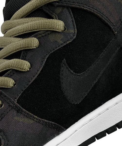 Nike SB Dunk High 'Iguana Camo' - Another Look