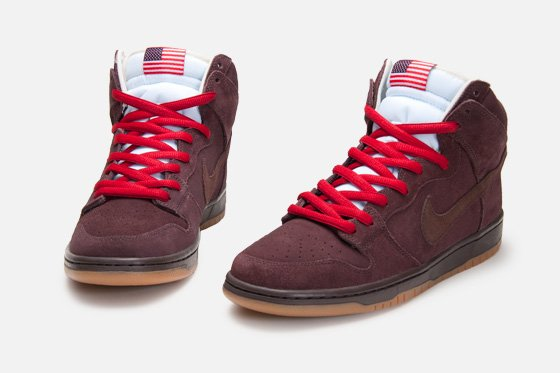 Nike SB Dunk High 'Budweiser' at Atlas