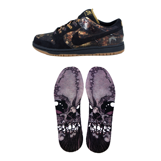 Nike SB Dunk Low Premium 'Pushead 2' - Another Look