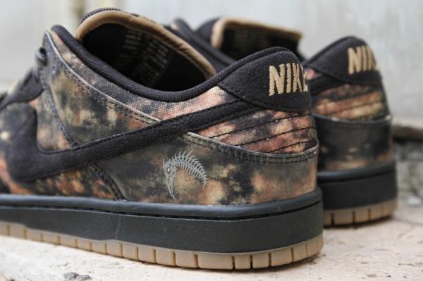Nike SB Dunk Low Premium 'Pushead 2' - Detailed Look