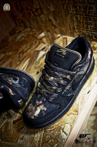 Nike SB Dunk Low Premium 'Pushead 2' - New Images