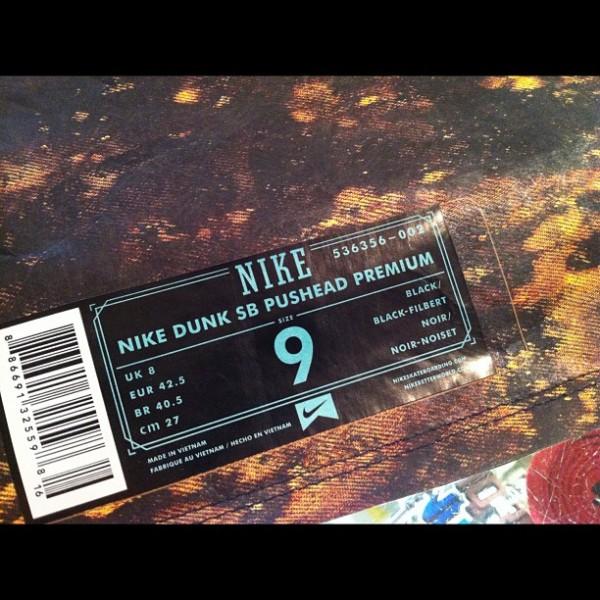 Nike SB Dunk Low Premium 'Pushead 2' - Release Date + Info
