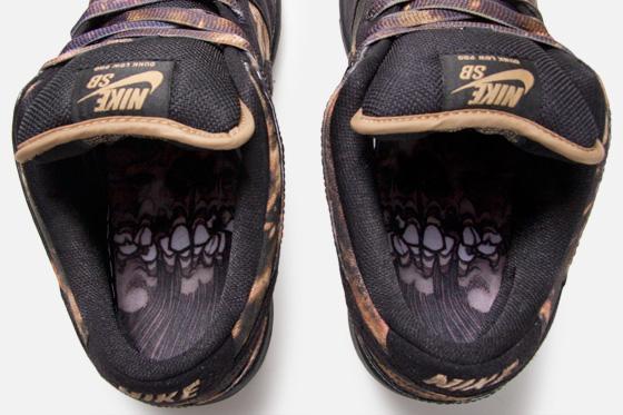 Nike SB Dunk Low Premium 'Pushead 2' at Atlas