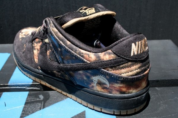 Nike SB Dunk Low Premium 'Pushead 2' at Brooklyn Projects