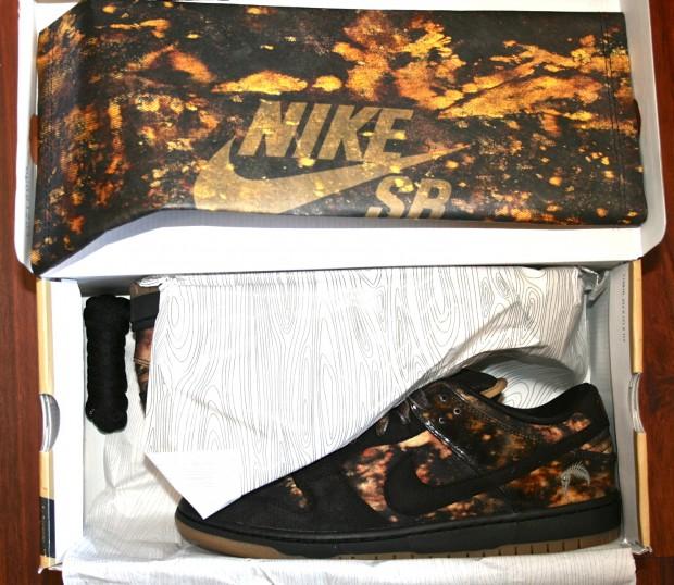 Nike SB Dunk Low Premium 'Pushead 2' at Brooklyn Projects