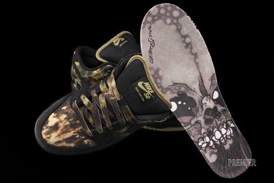 Nike SB Dunk Low Premium 'Pushead 2' at Premier