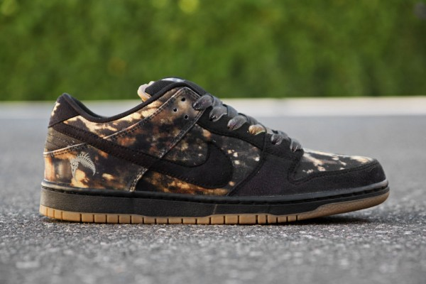 Nike SB Dunk Low Premium 'Pushead 2' at Primitive
