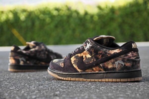 Nike SB Dunk Low Premium 'Pushead 2' at Primitive