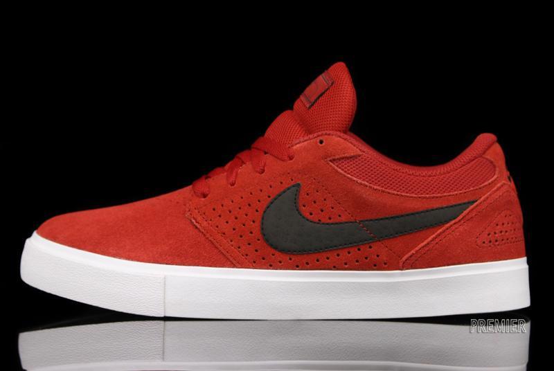 Nike SB P-Rod 5 LR 'Gym Red/Black-White'